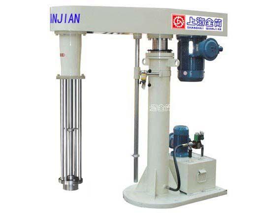 QBME-YA型液压升降乳化机